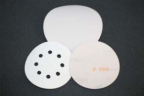Hook & Loop Orbital Palm Sanding Discs