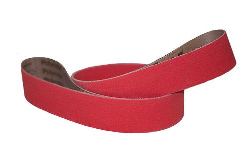 VSM Ferrari Red Ceramic Belts