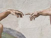 220px-Creation_of_Adam_Michelangelo_Deta