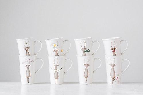 Reindeer Mug Collection