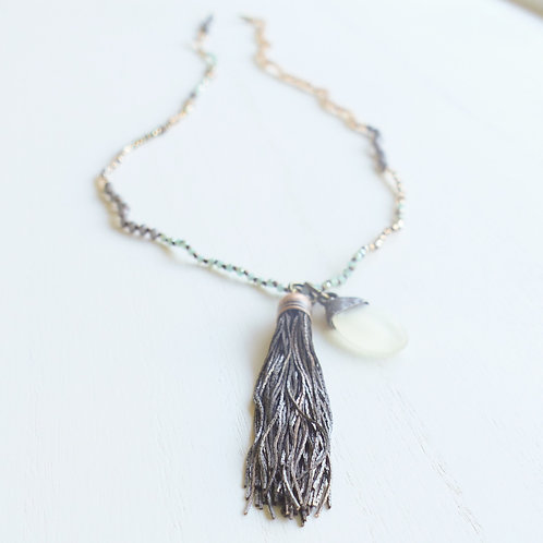 The High Low Tassel