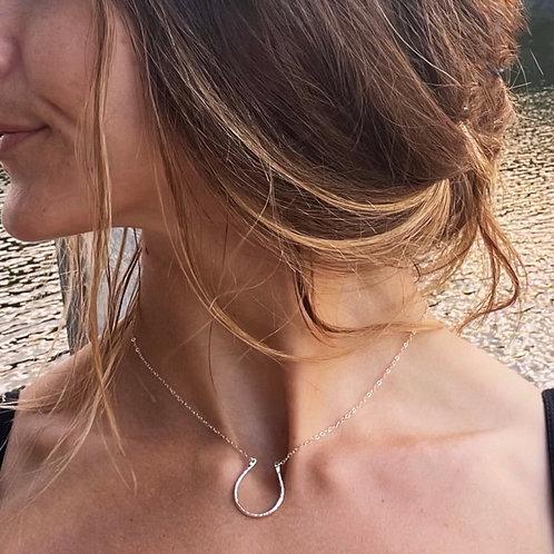 The Original Horseshoe Necklace