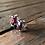 Thumbnail: Garnet Studs