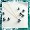 Thumbnail: Black Pearl Drop Necklace