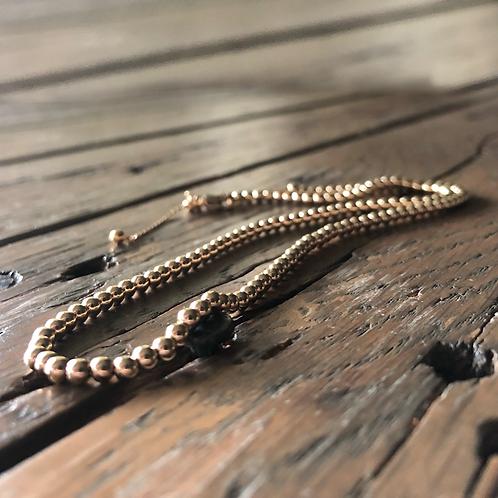Minimalist Classic Ball Necklace