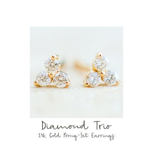 PRE-ORDER Diamond Trio