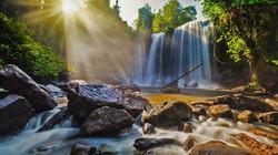Waterfalls-in-Phnom-Kulen-National-Park-Cambodia-20160906