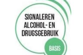 Online Basiscursus 'Signaleren van alcohol- en drugsgebruik'