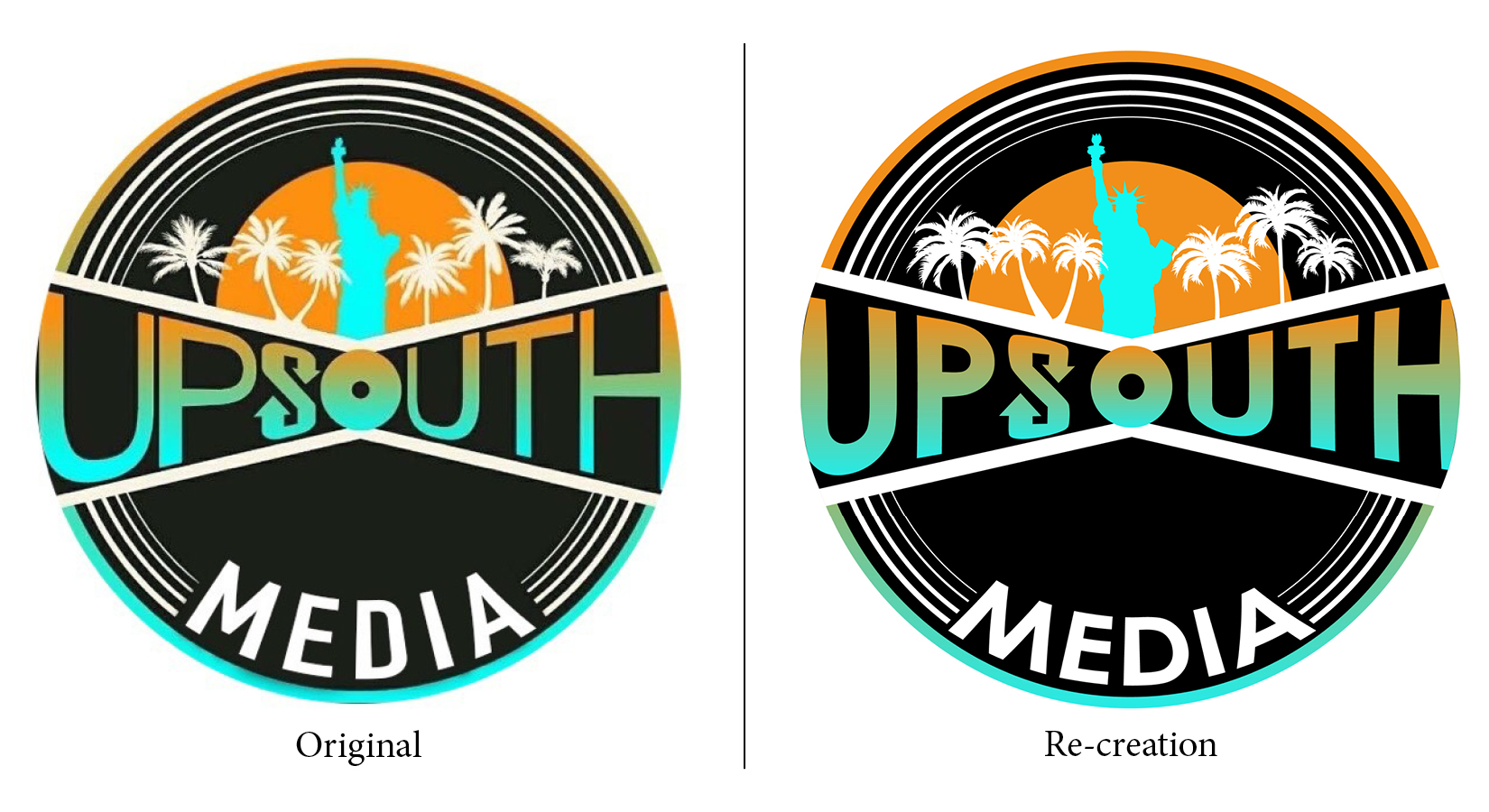 Logo Re-Creation