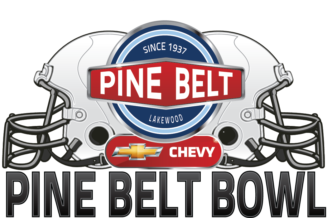 PINE BELT BOWL LOGO