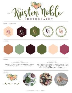 KN Photo Branding Sheet