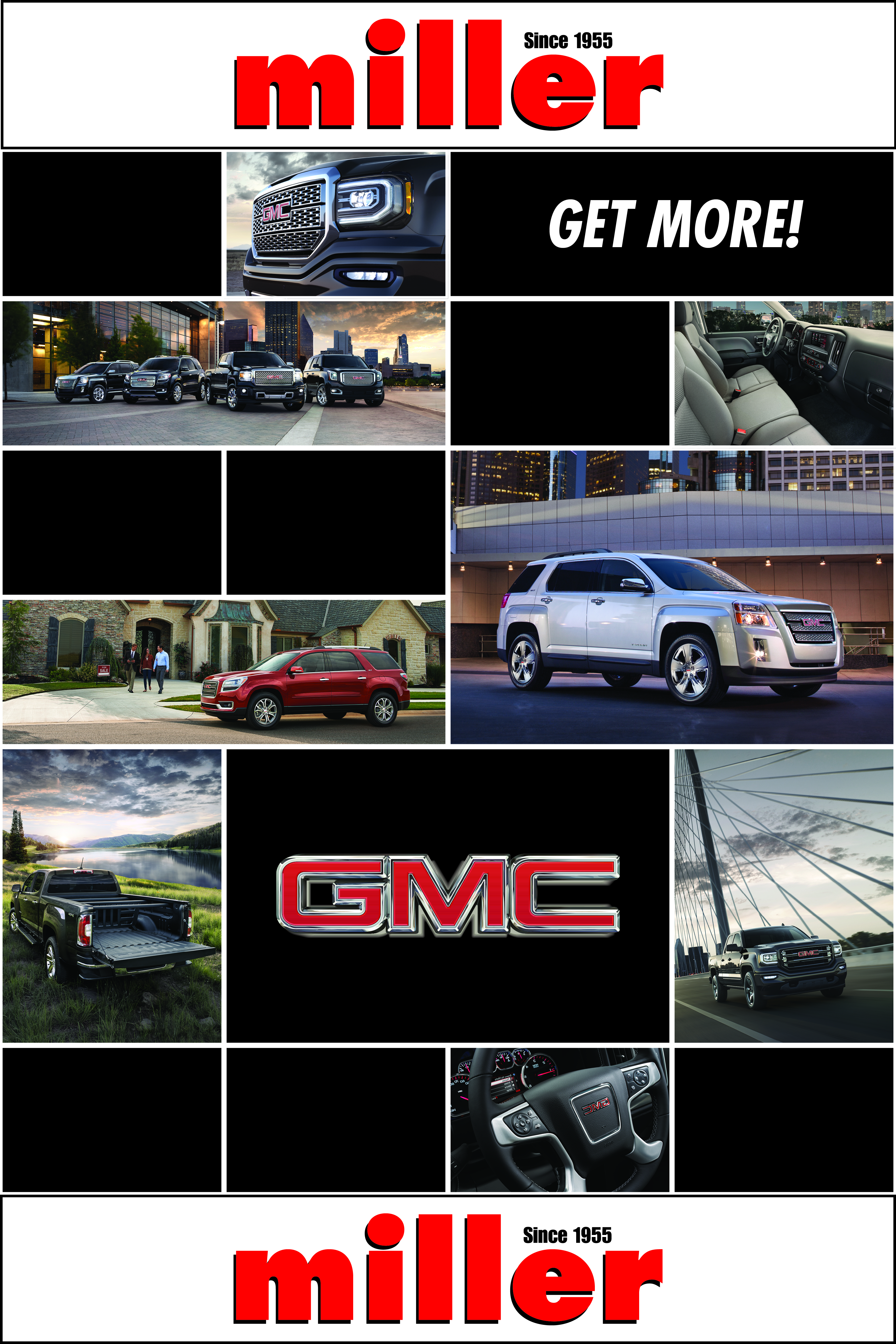 GMC Poster