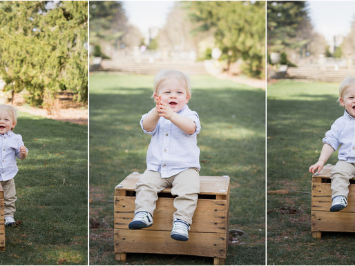 Family Session | The Lesniaks