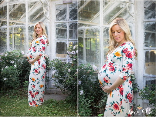 Maternity Session | The Fortinos
