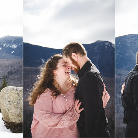 Engagement Session | Sam + Adam
