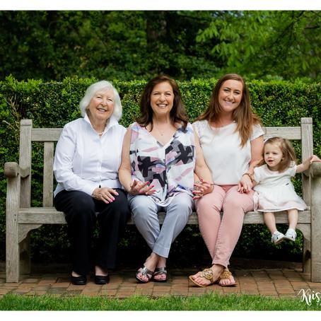Four Generations | Frelinghuysen Arboretum