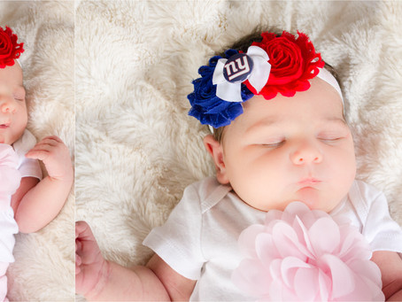 Newborn Session | Baby Hannah