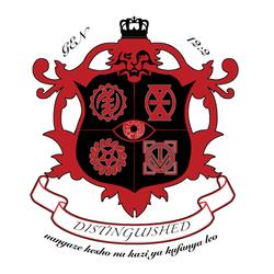 Distinguished Logo