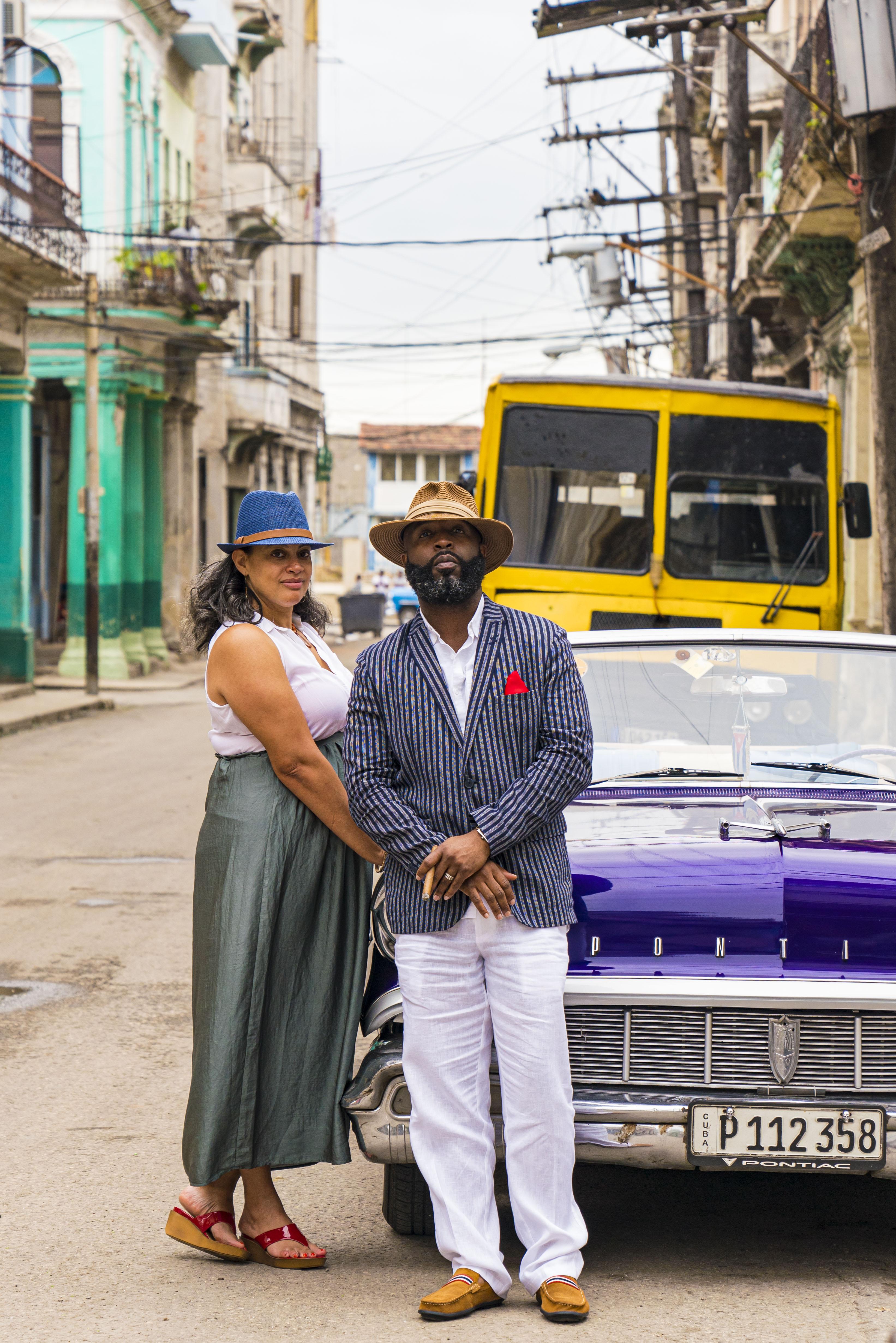 """Cuba Lifestyle shoot """"Lolita y Miguel"""""""