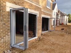 Extensions and bifolding doors