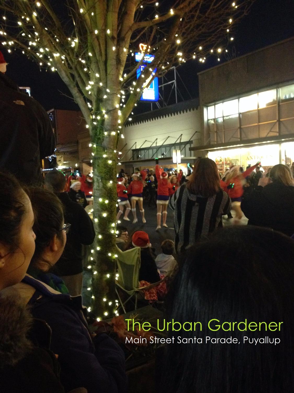 Main Street Santa Parade