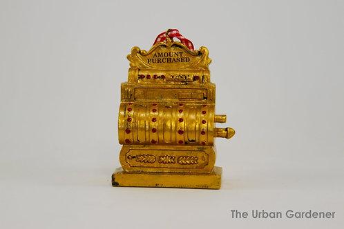 Old Timey Cash Register Ornament