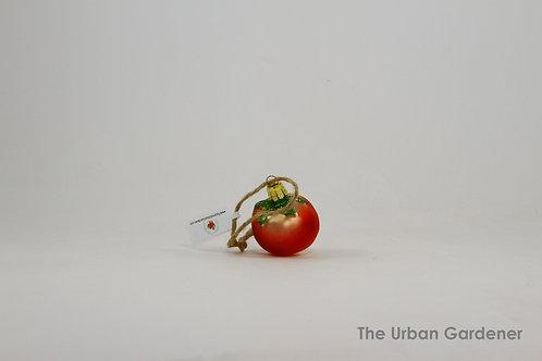 Christmas Cherry Tomato Ornament