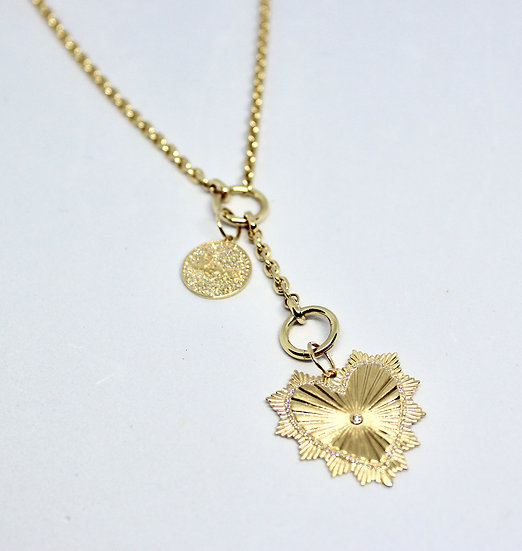 love is a splendid thing necklace