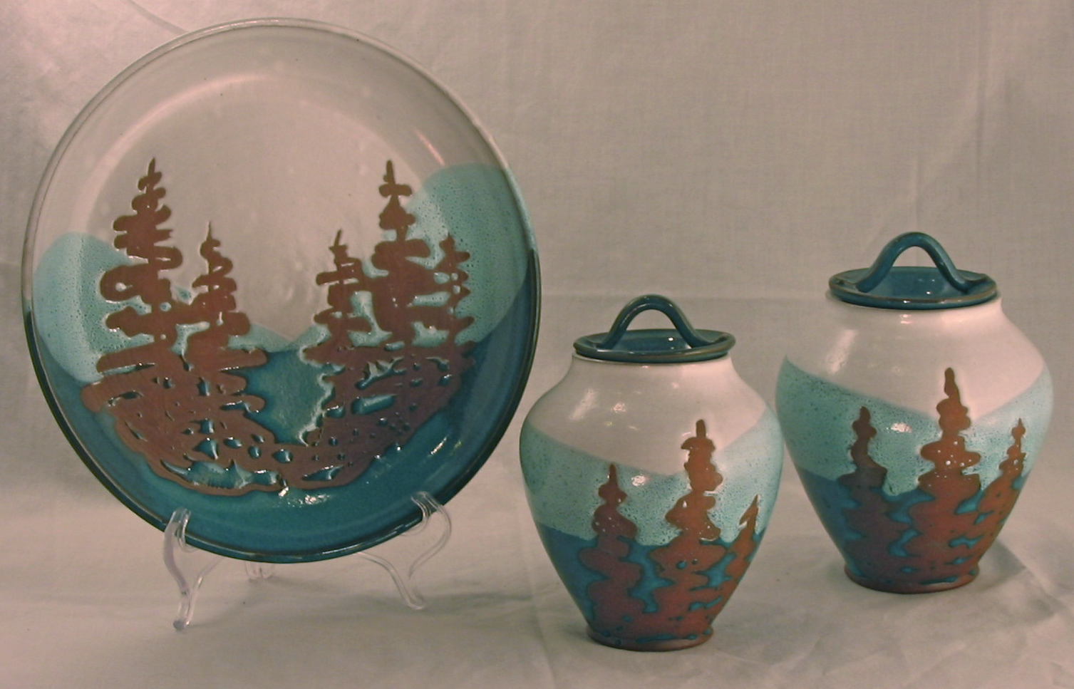West Coast Pottery
