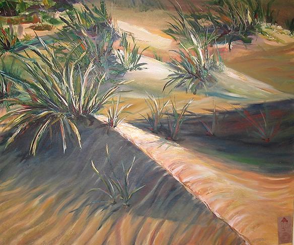 Dune Days - SOLD