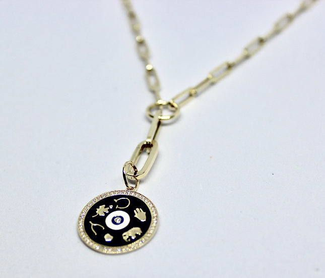 best of luck necklace