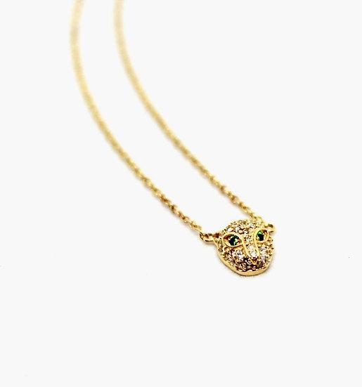 Baby Jaguar Necklace