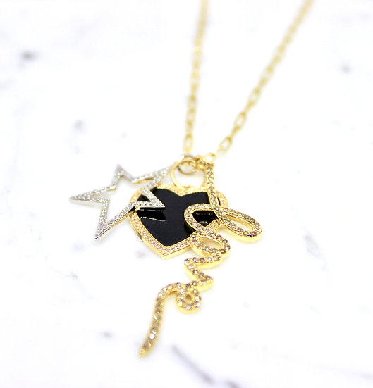 Love Is the Thing Necklace