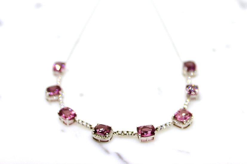 Hopscotch Necklace