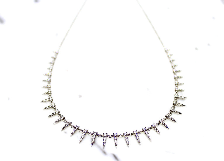 Mini Stake Necklace