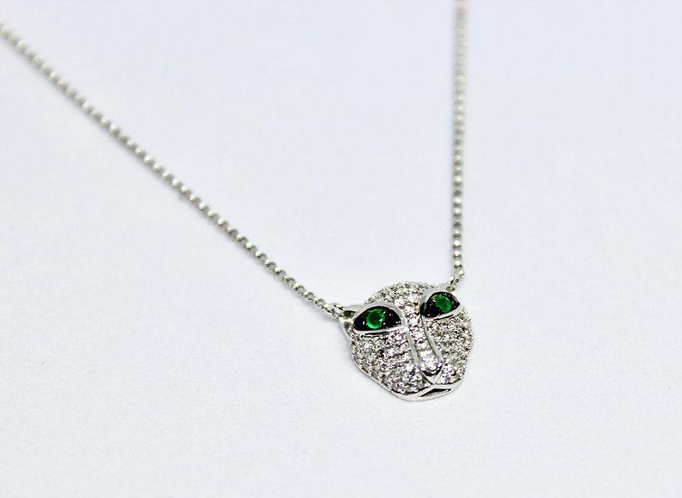 mama jaguar necklace