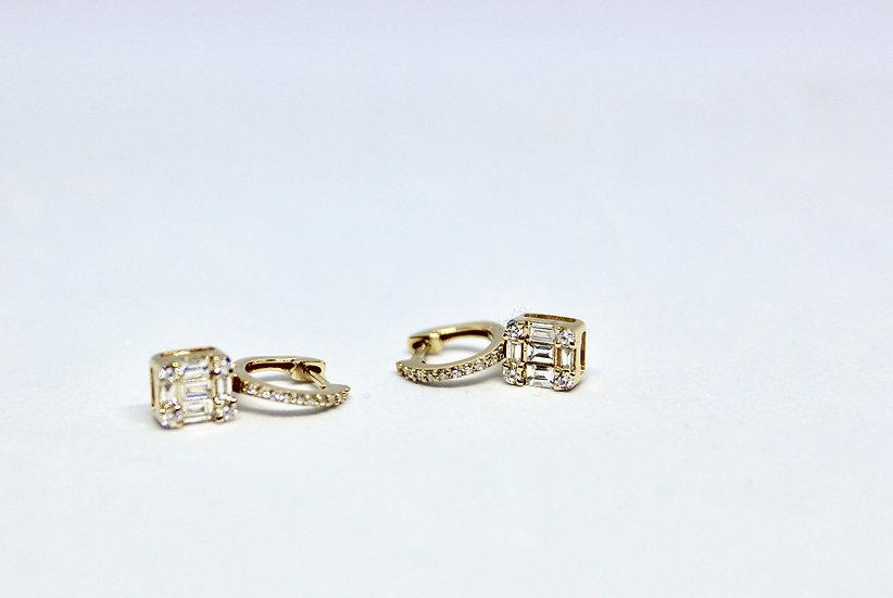 plaza earrings