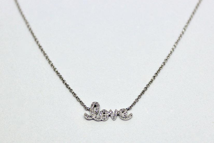 adoration necklace