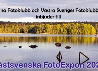Västsvenska Fotoexpon 2021