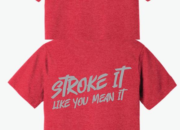 Stroke It Like You Mean It