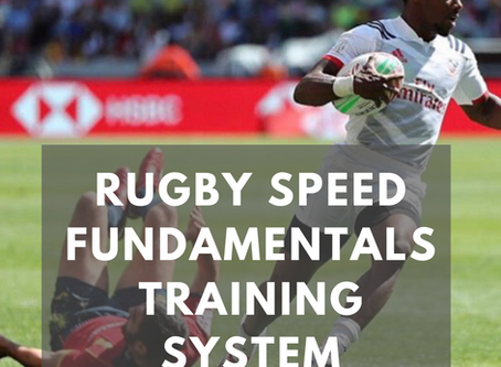 Rugby Speed Training Program: Ryan Gallop & Carlin Isles, World's Fastest Rugby Player