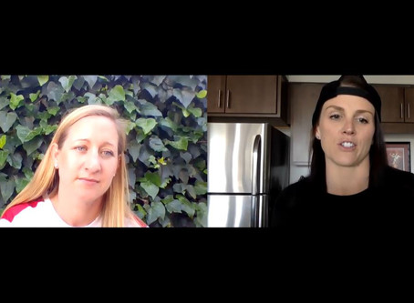 Interview With 3X Rugby World Cup Player Deven Johanna O'Crump