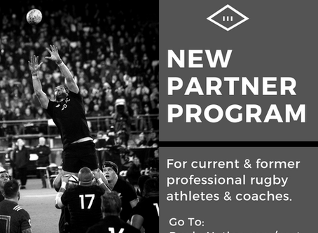 New Rugby Nation Partner Program