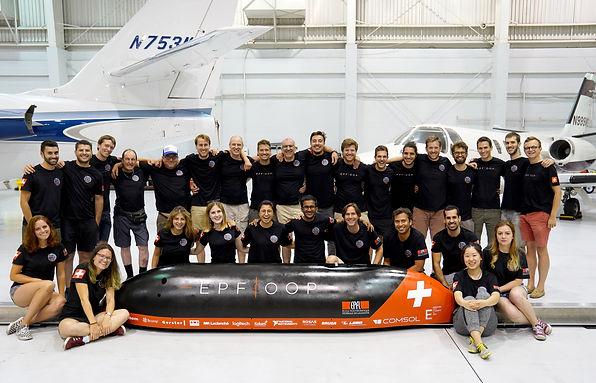 Le team EPFLOOP