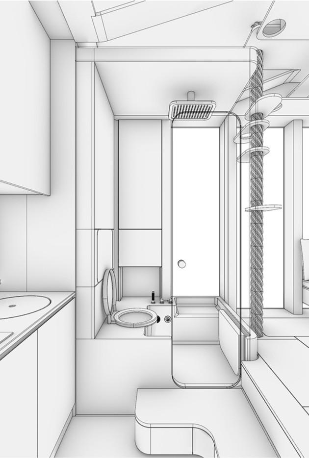Concept Micro Apartment