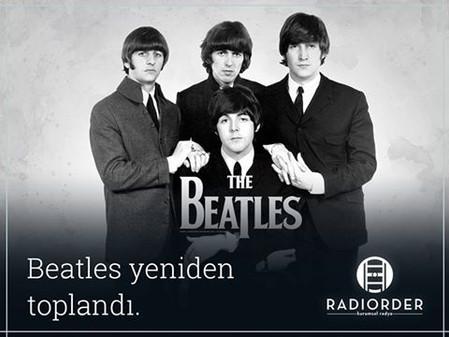 Beatles yeniden bir araya geldi.