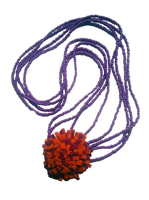Collar Pom Pom