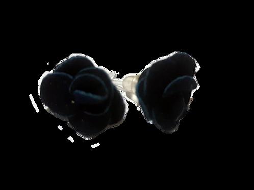 Aretes Rosa Pequeña