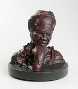 Miss Mary the Sculpture