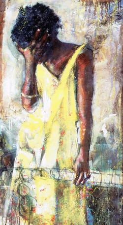Woe In Yellow Dress